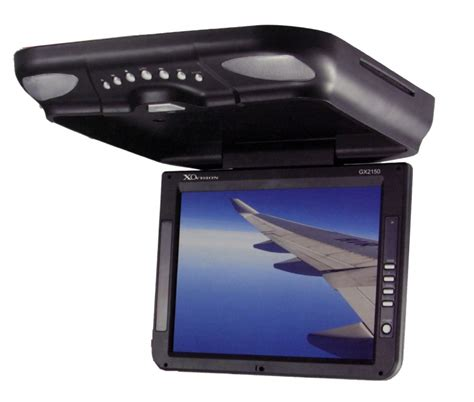 Ceiling Mount Dvd Player by Xo Vision Gx2150 10 4 Quot Tft Lcd Overhead Flip Ceiling