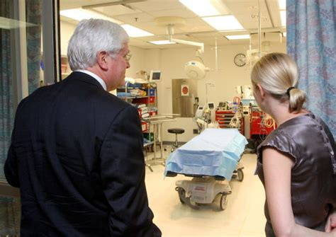genesis emergency room candidate hatch tours genesis local news qctimes