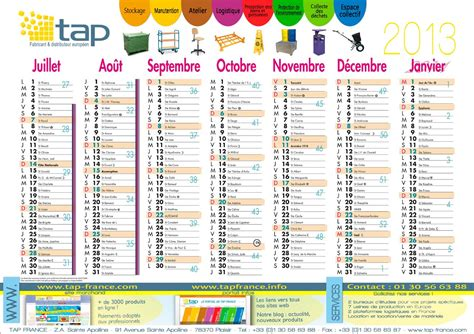 Calendrier Can 2013 Calendrier 2013 Tap Gratuit Tap Info Fabricant