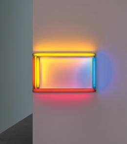 Dan Flavin Lights Kultur Online