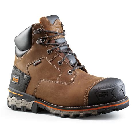 timberland work boots for timberland pro boondock 6 inch nonslip waterproof work