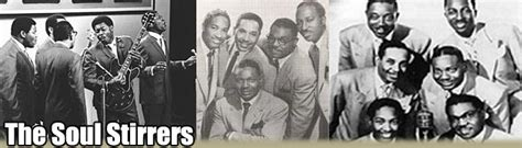vocal group hall  fame  soul stirrers