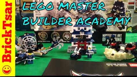 Lego Mba Level 4 by Lego 20215 Master Builder Academy 4 Invention Designer