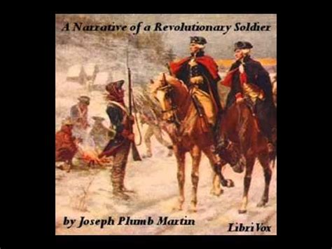 a narrative of a revolutionary soldier by joseph plumb