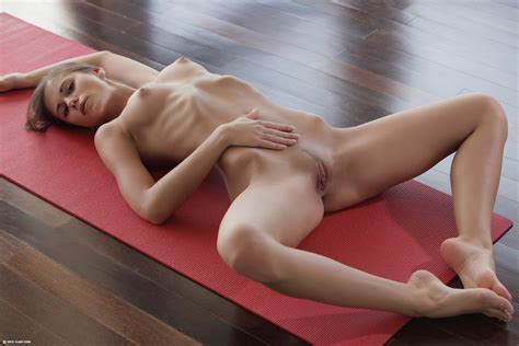 X Art Caprice Sexy Yoga Cutie Lrg X Art Caprice Sexy Yoga Cutie Lrg