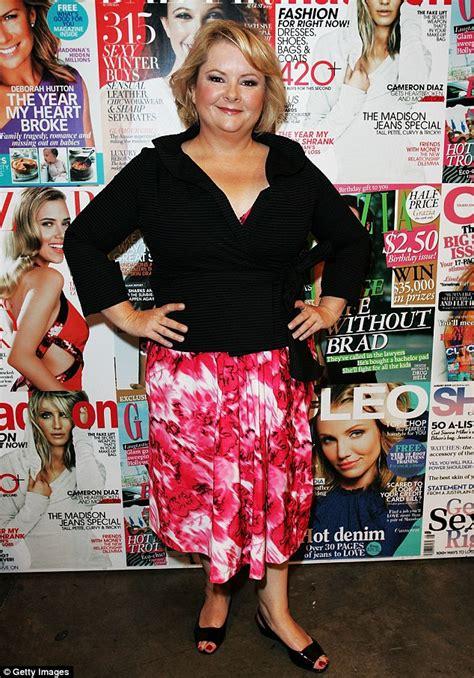 australian actress weight loss magda szubanski explains weight gain and defends jenny