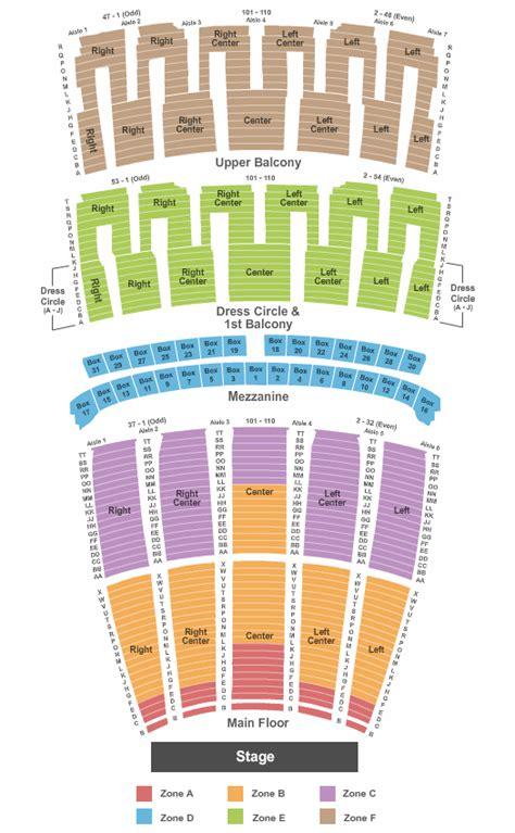 civic opera house seating wars in concert chicago tickets 2016 wars in