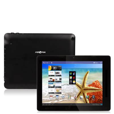 Tablet Advan Advan Vandroid T3i Tablet Android Ics 9 7 Inch Screen With Luxury Features Ahtechno