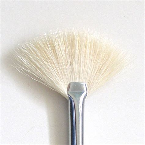 what is a fan makeup brush used for fan brush metro pic