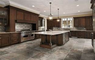 popular kitchen most popular kitchen flooring design ideas