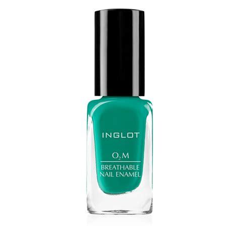 Inglot O2m Breathable Nail Enamel 666 o2m breathable nail enamel inglot sk ab