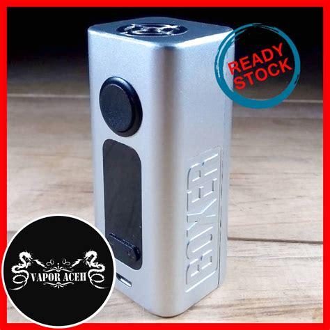 Harga Box Mod jual boxer box mod 80 watt vape murah model baru