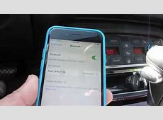 Pair iPhone 6 To Audi MMI 2G A8 Q7 - YouTube Iphone 2g Box