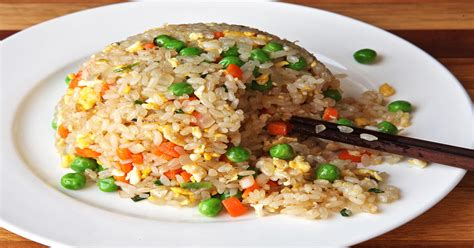 how to make restaurant style tasty vegetable fried rice at