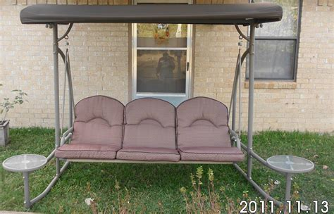 Replacement Canopy And Cushions For Patio Swings by Replacement Canopy And Cushions For Patio Swings Patio