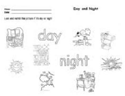 kindergarten activities day and night 20 best images of did sight word worksheet sight word do