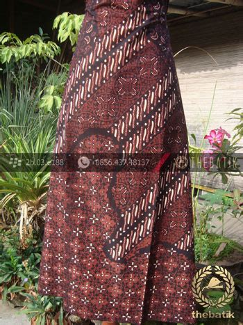 Kain Batik Cap Asli 7 jual kain batik cap tulis jogja motif pulau kombinasi 7