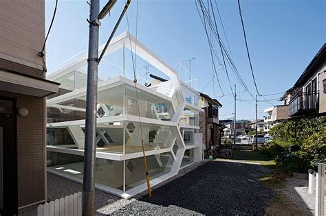 shouse home design news yuusuke karasawa completes the layered s house in saitama japan