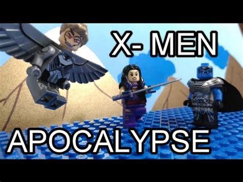 Lego Archangel Bootleg lego xmen apocalypse minifigures by xinh