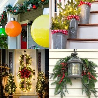 where do you get best christmas decorations gorgeous outdoor decorations 32 best ideas tutorials page 2 of 2 a of rainbow