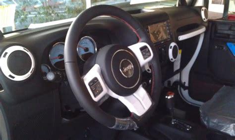 jeep arctic interior 2012 jeep wrangler arctic edition special model jeepfan com