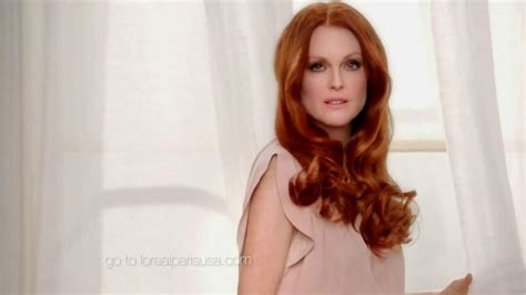 what is julieanne moores real hair color julianne moore real hair color what is