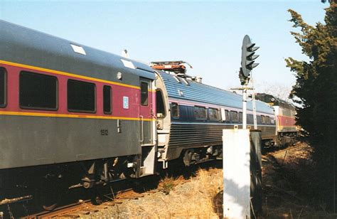 amtrak cape cod cape cod rails amtrak s corridor clipper inspection car