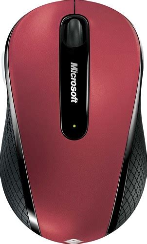 Microsoft Wireless Mobile Mouse 4000 microsoft wireless mobile mouse 4000 d5d 00038