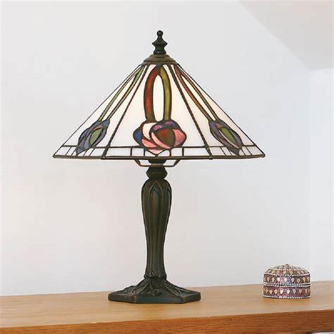 Decorative Chandelier Shades Tiffany Table Lamp Charles Rennie Mackintosh Art Nouveau