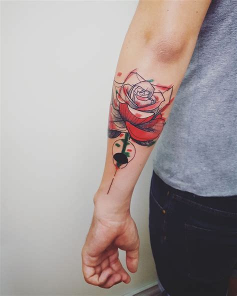 vesna design instagram colorful and sketchy tattoos by vesna bored panda