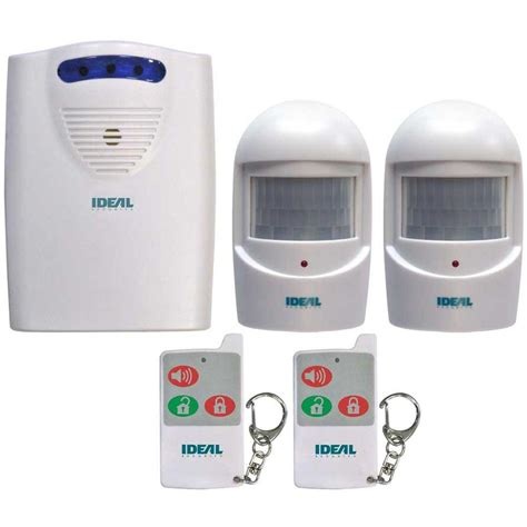 ideal security wireless motion sensor alert set shop