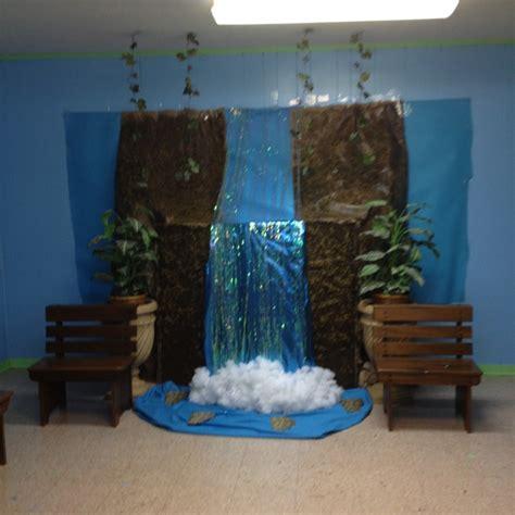 waterfall  vbs  waterfall decoration diy decor