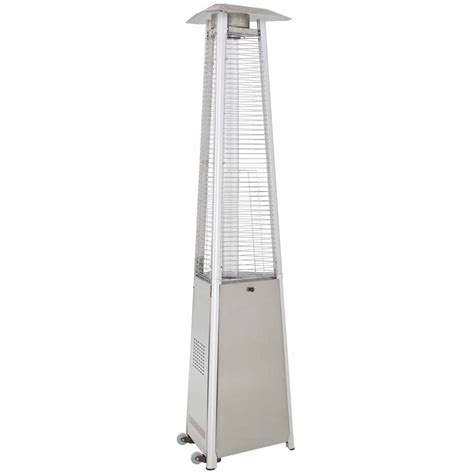 Commercial Outdoor Patio Heaters by Az Patio Heaters Commercial Glass Patio Heater In