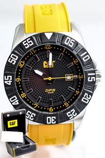 Caterpillar Du 143 21 121 Rubber caterpillar jual jam tangan original fossil