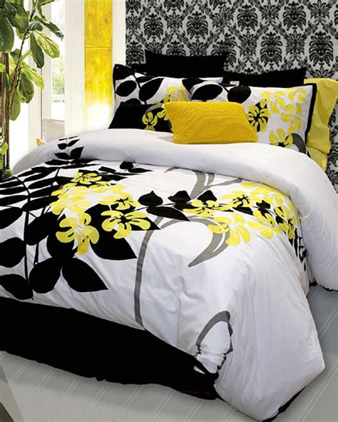 black white and yellow bedroom black white and yellow bedroom interior design