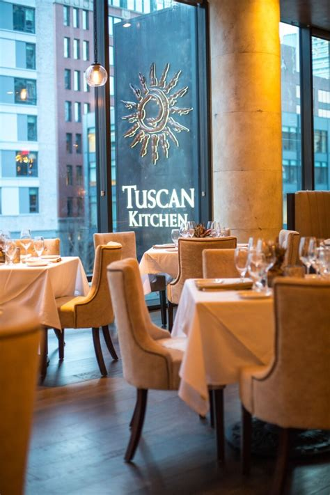 Tuscan Kitchen Seaport Boston by Tuscan Kitchen Seaport Debuts In Boston