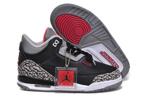 many styles nike air 3 shoes 2014 kid s grey black