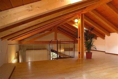 pavimento ventilato tetti in legno progettazione casa
