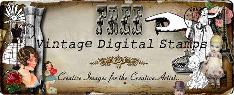 digital downloads for card free vintage digital sts