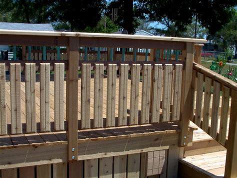 house railing design deck railing designs wood lighting furniture design