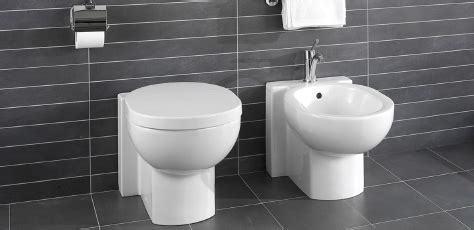 bidet eckig bidets from villeroy boch free standing or wall mounted