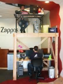 bunk beds with desks them zappos blogs inside zappos bunk desks
