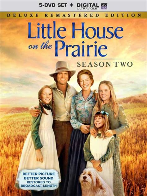 little house on the prairie season 4 little house on the prairie season two deluxe remastered edition giveaway ends 4 16