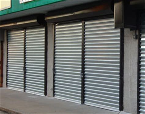 Roll Up Security Doors by Rolling Grilles Coiling Grilles Security Grilles