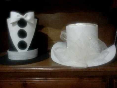 centros de mesa con sombreros sombreros fomi para novios sombreros pinterest sombreros
