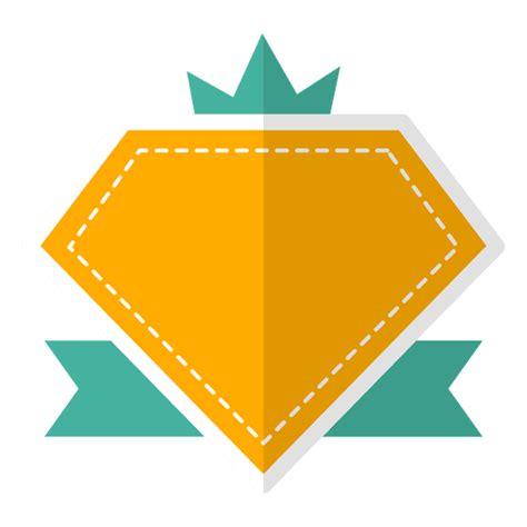 label design vector png flat badge label ribbon transparent png svg vector