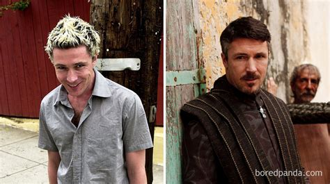 actor the game of thrones game of thrones cast then and now 43 pics bored panda