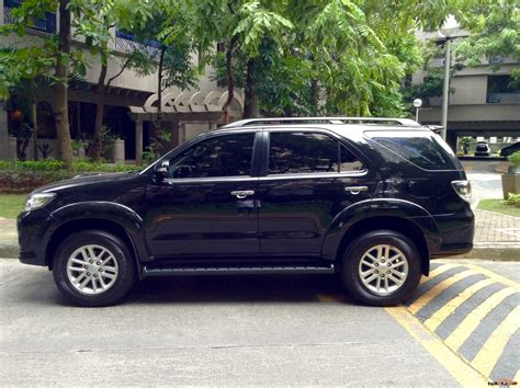 Fortuner Black the gallery for gt toyota fortuner black 2013