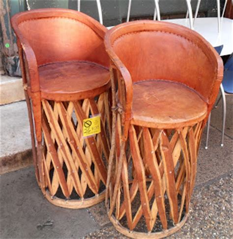 mexican bar stools leather uhuru furniture collectibles mexican bar stools sold