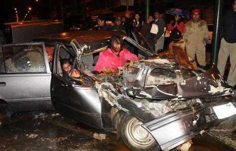 imagenes de accidentes fatales en carro en semana santa incidentes dejan 149 muertos en rd y al